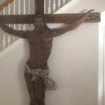 christ ornament