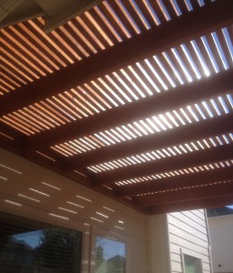 deck roof
